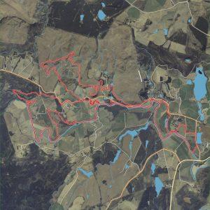 sanispoors MTB Map